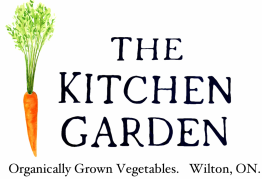 The Kitchen Garden - Organic Farm and CSA, Kingston Ontario